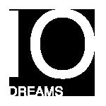 Marca, logotipo de IO DREAMS