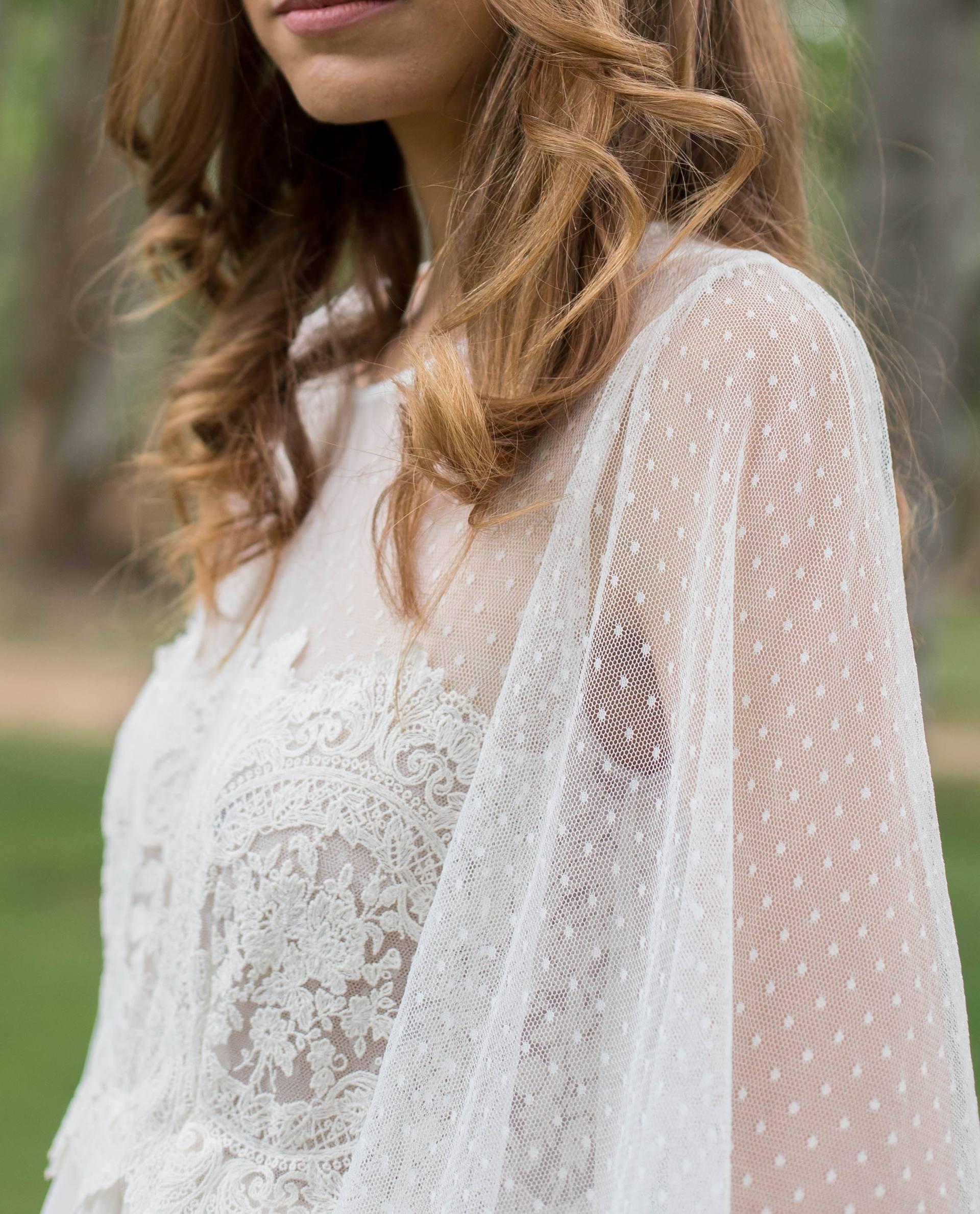 Detalle vestido novia Eril