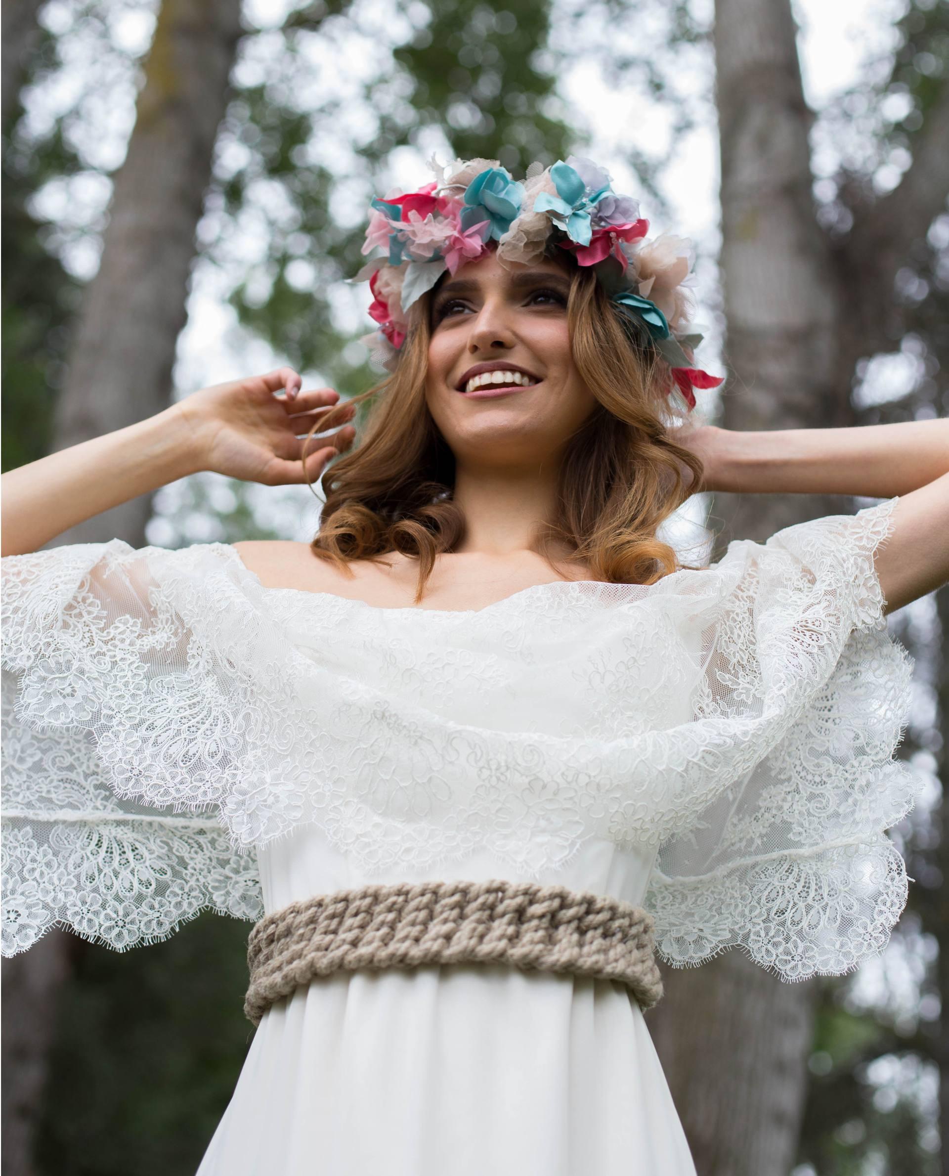 Detalle vestido Frida