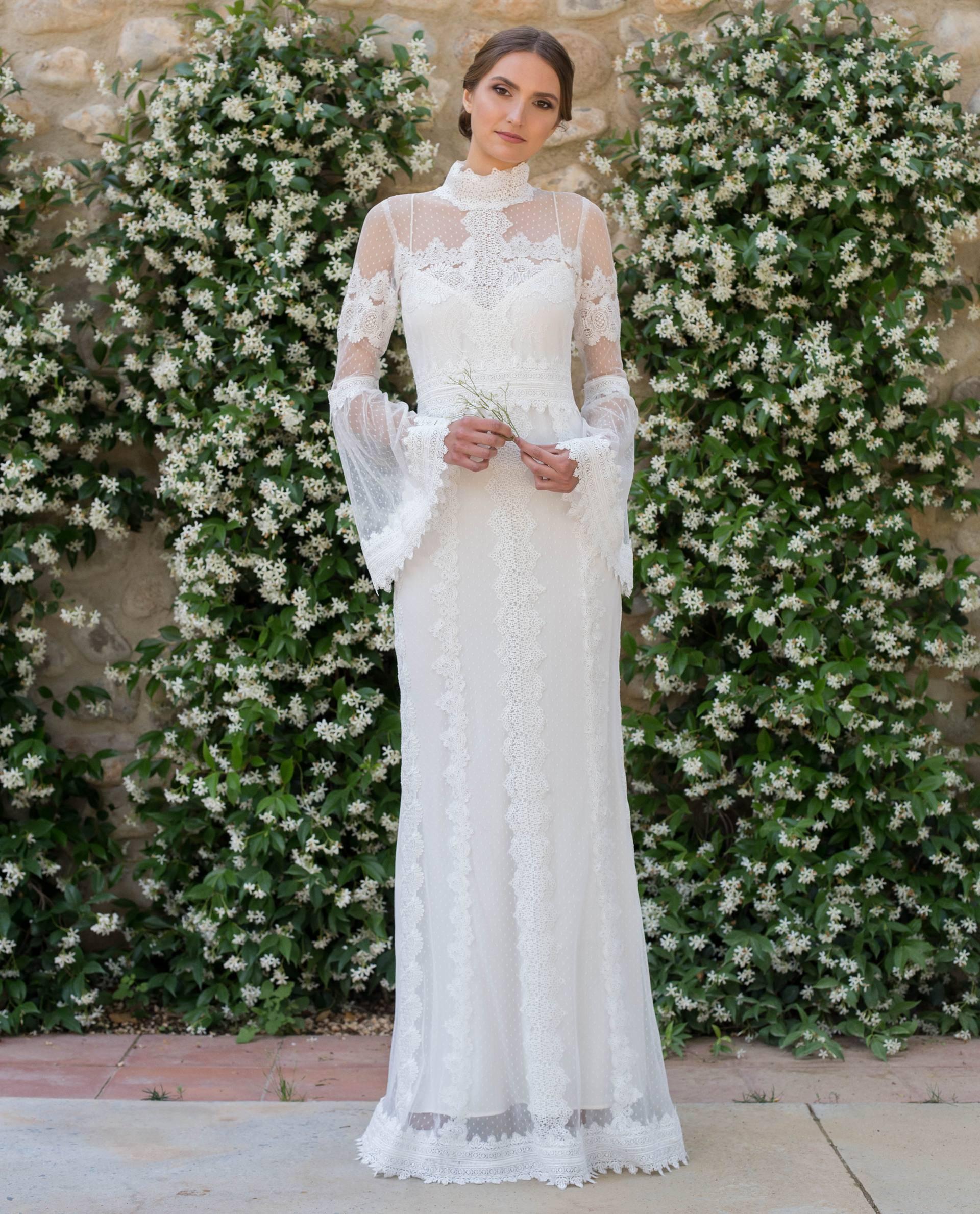 vestido novia Julia